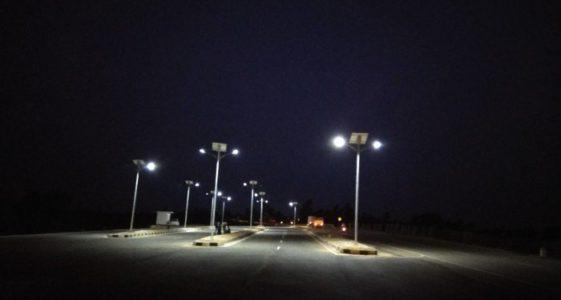 Solar Street Lighting Systems Rayglow Technologies